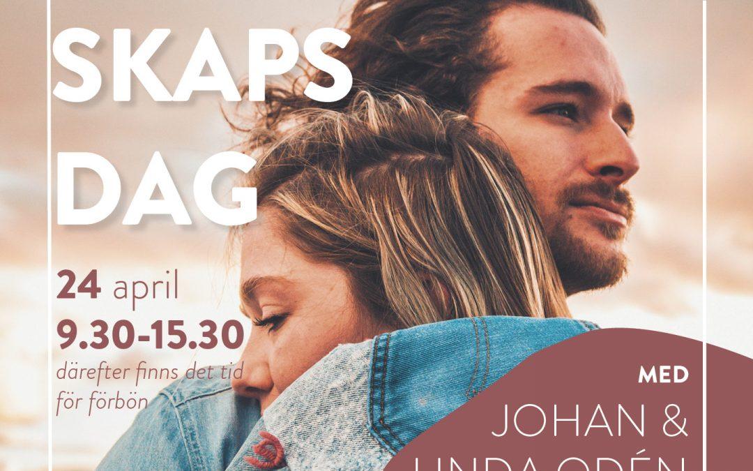 Äktenskapsdag tillsammans med Johan och Linda Odén
